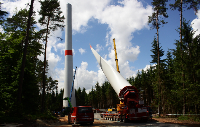 Windpark Hofbieber