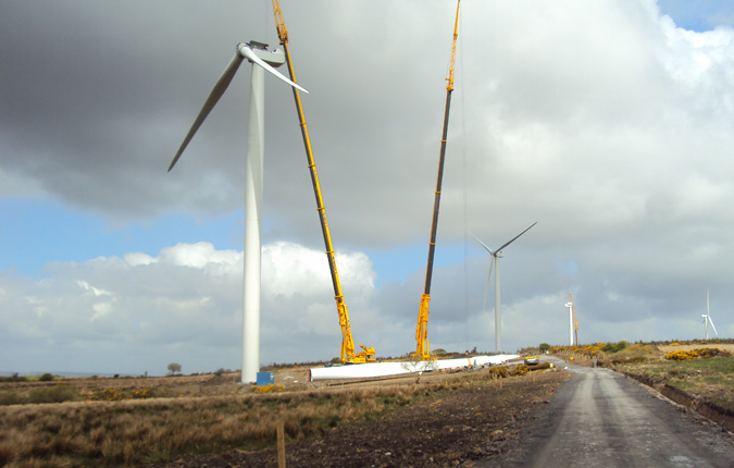 Gortahile Wind Farm
