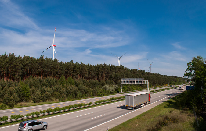Windpark Uckley-Nord