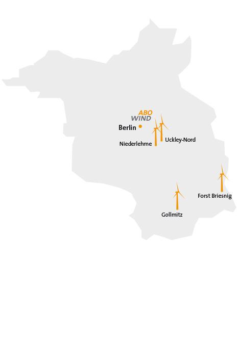 Brandenburg In Deutschland Projektentwicklung Wind Leistungen