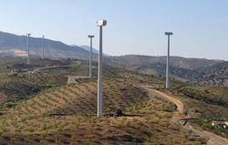 Windpark Motilla