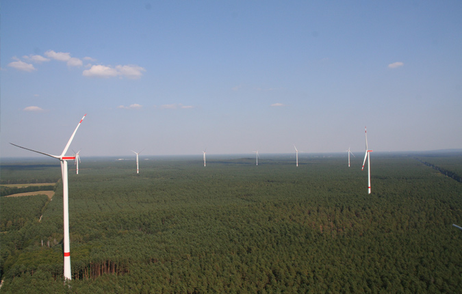 Windpark Uckely